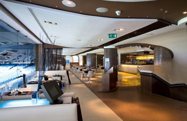 Restaurante Real Café Bernabeu