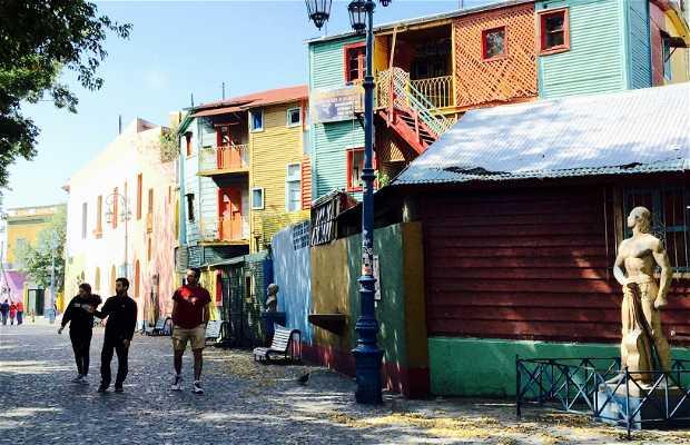 Quartiere de La Boca