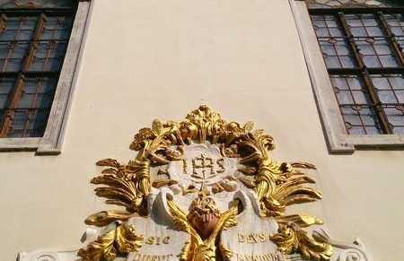 Iglesia de los Jesuitas en Bratislava