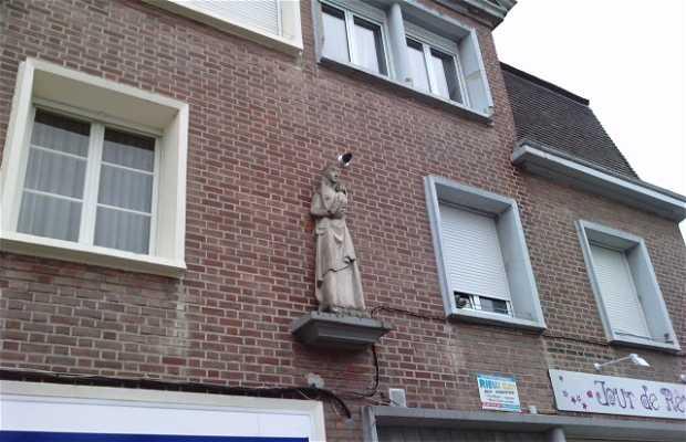 Statue Marie