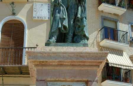 Estatua de Narvaez