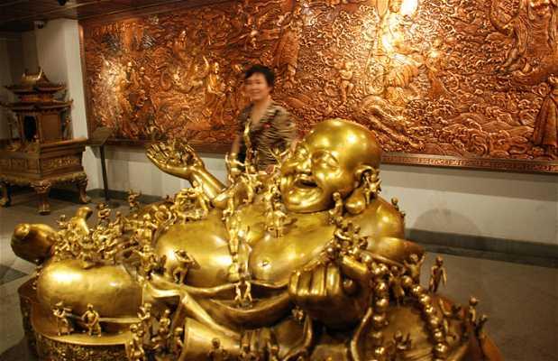 Tienda de antigüedades en Hangzhou