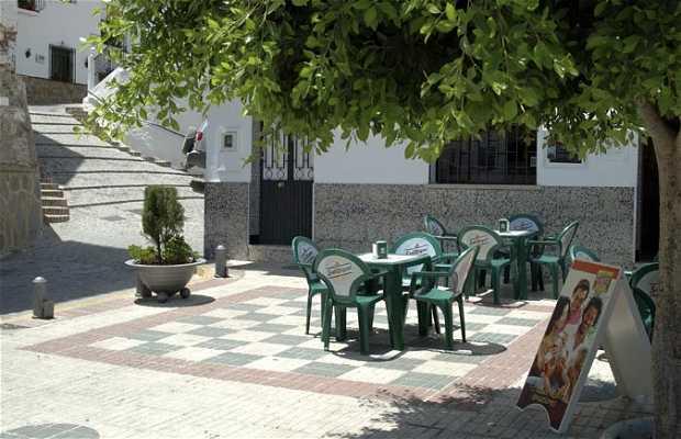 Bar La Plaza a El Borge