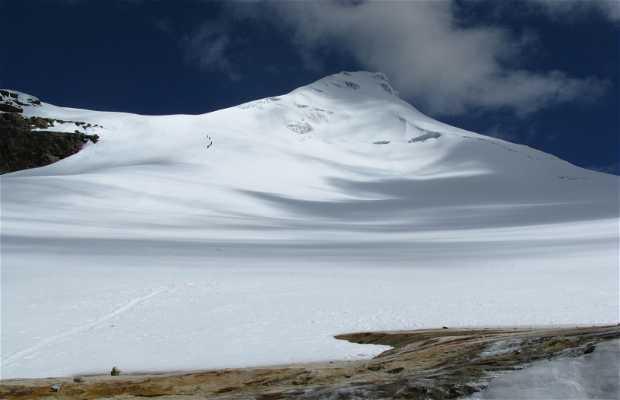 Sierra Nevada Cocuy Cabañas Peña Blanca