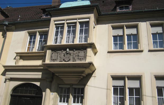 Haus zum guldin Stauff