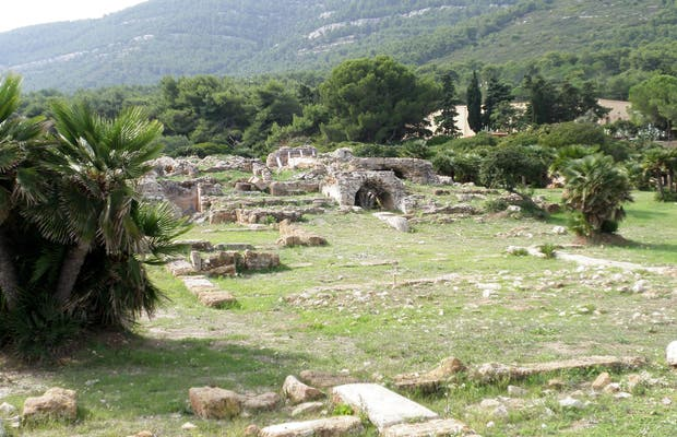 Rovine Romane di Sant'Imbenia