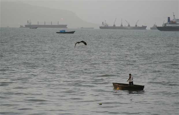 Puerto de Mumbai