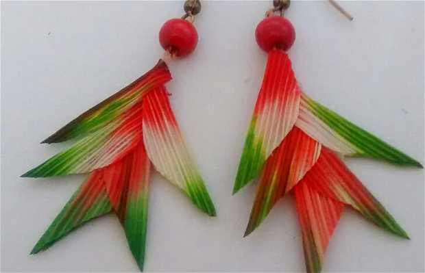 Taller de artesanías Colombia Artesanal