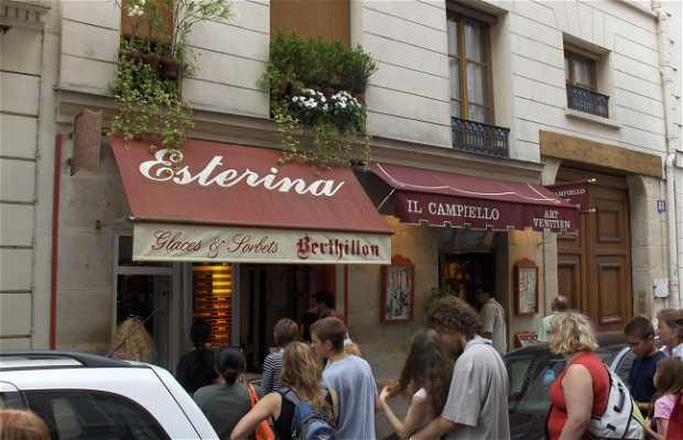 Caffè italiano Esterina, Parigi
