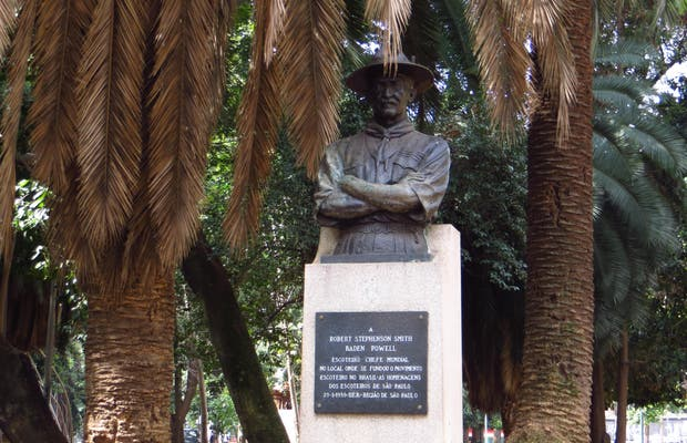Monumento a Baden Powell