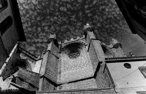 Historic center of Toledo