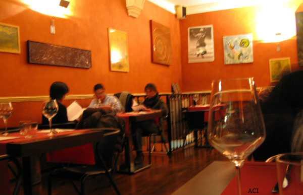 Far-Out Bellagio Restaurant