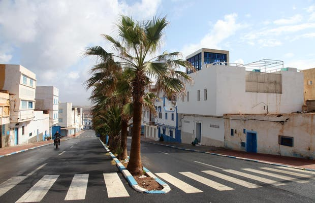 Rues de Sidi Ifni