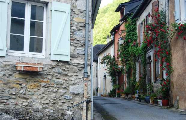 Sarrance (Valle de Aspe)