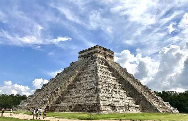 Pyramide de Kukulcán (El Castillo)