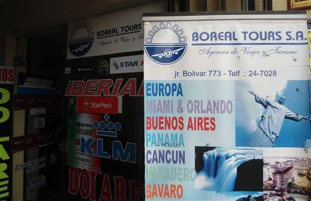 Agence Boreal tours SA