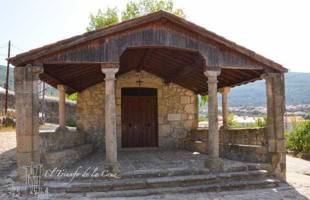 Ermitage de la Croix penchée