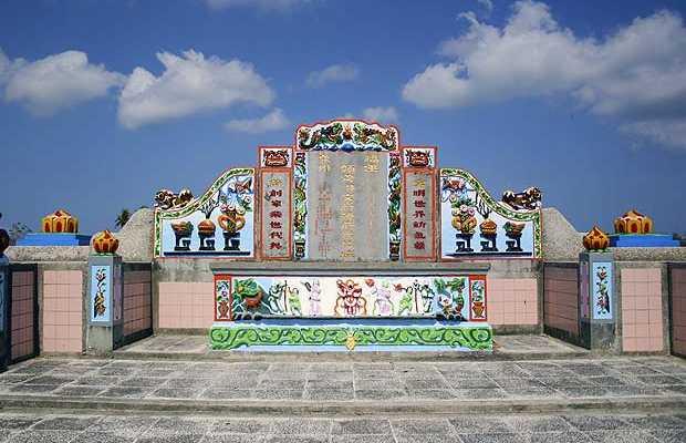 Cementerio Chino de Lombok