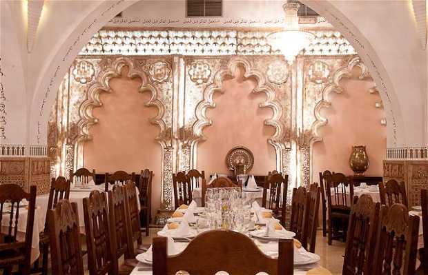 del Hotel Carlos V Restaurant