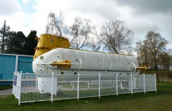 Submarino Ben Franklin