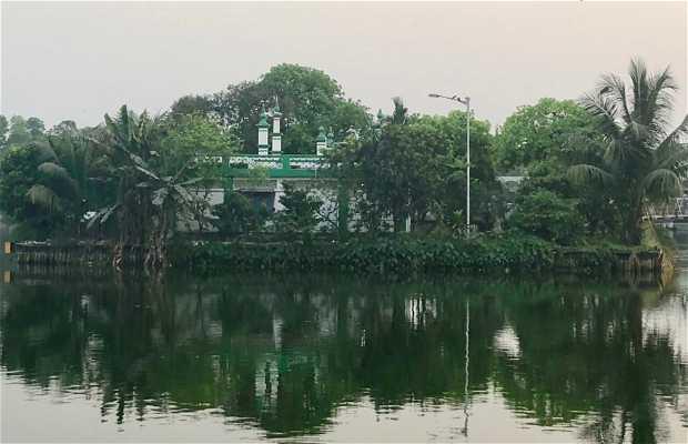 Mezquita Lake Masjid