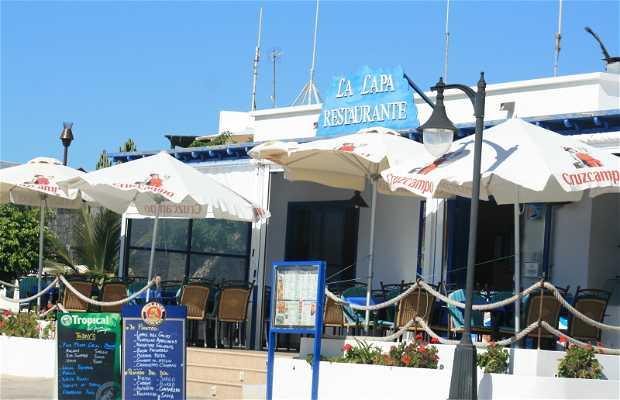 La Lapa (El Golfo) Restaurant