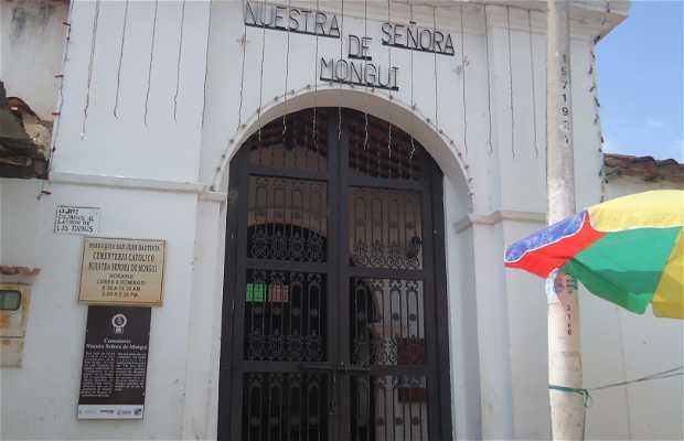 Cementerio Católico Nuestra Señora de Mongui