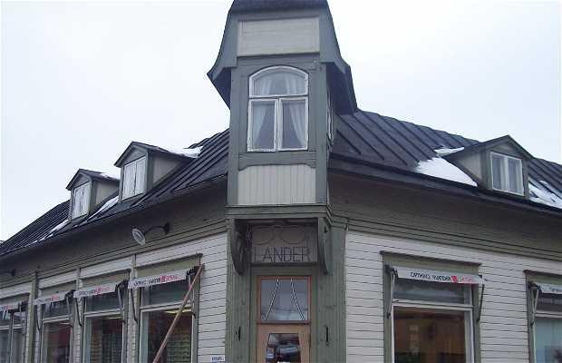 Plaza de mercado de Rauma