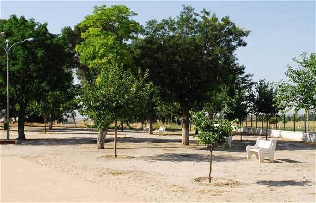 Plaza Palacio park
