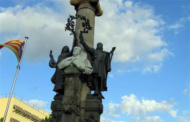 Monumento a Manuel Milà i Fontanals