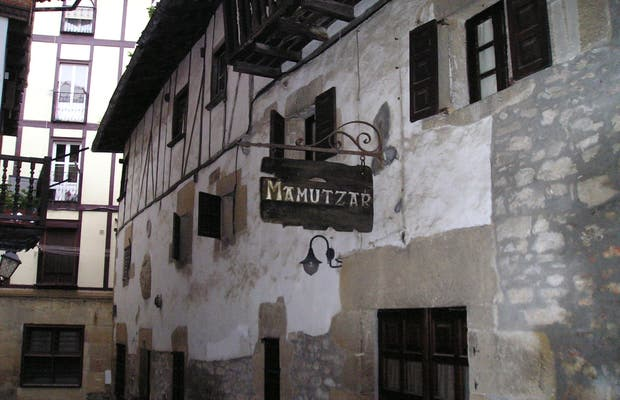 Restaurant Mamutzar