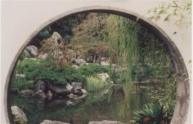Jardin Botanico Japones
