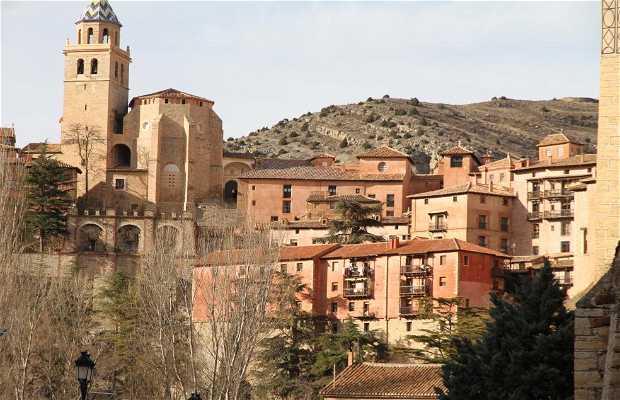 oficina de turismo comarcal de la sierra de albarrac n en