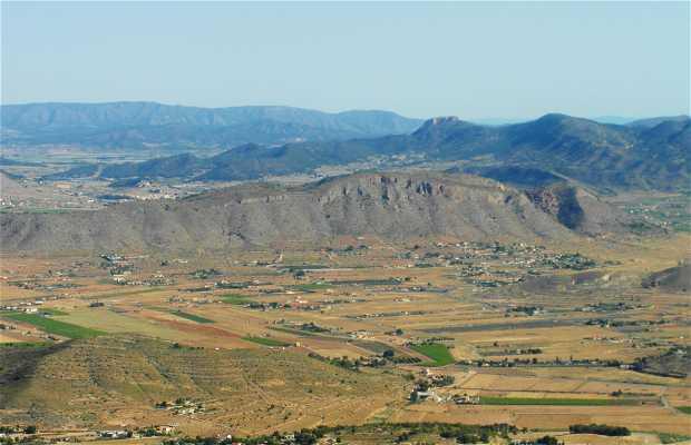 Sierra de Crevillente