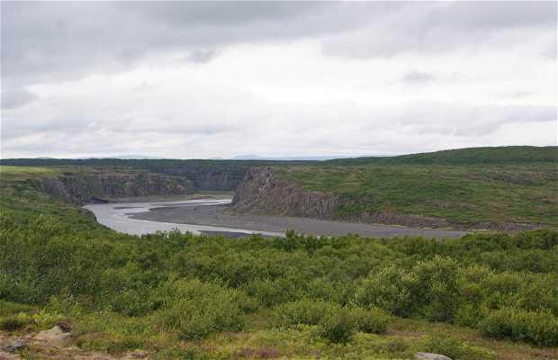 Parque Nacional de Vatnajökull Norte