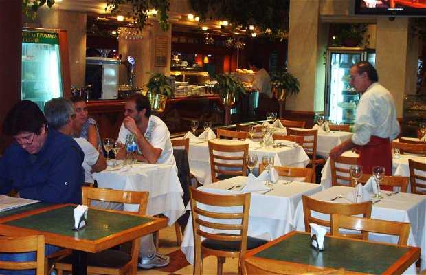 Alameda - Petit Restaurant
