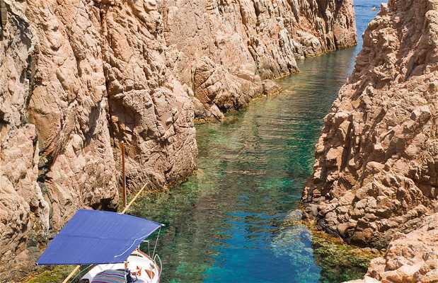 Aigua Xelida Cove