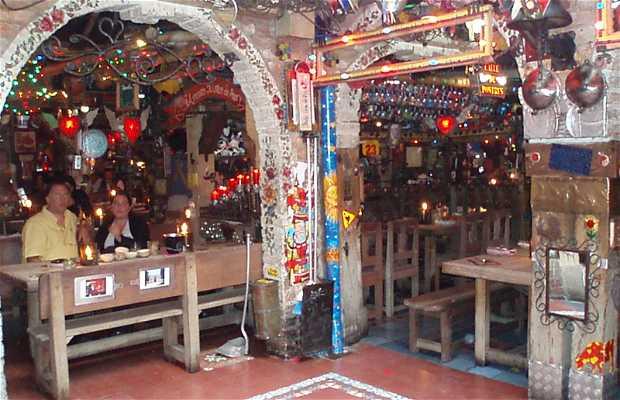 Il ristorante Andrés Carne de Res a Bogotà