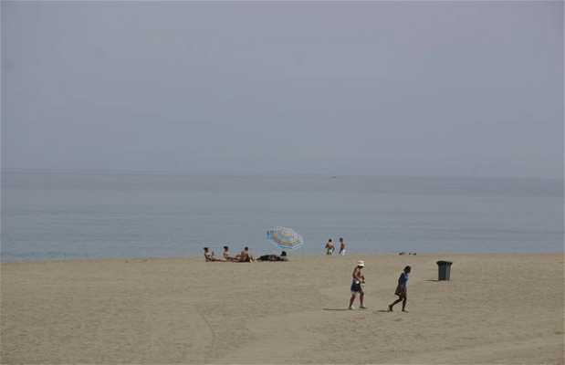 El Castillo-Ejido Beach