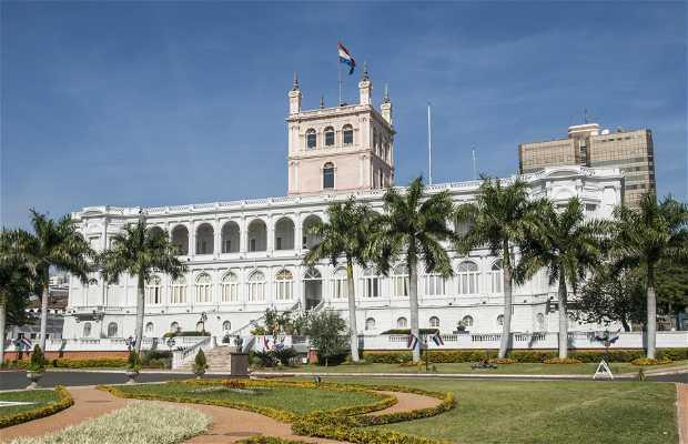 Le palacio Lopez