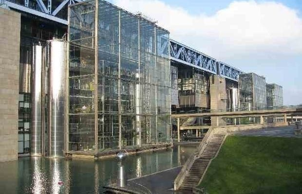 Ciudad de las Ciencias y la Industria - Cité des Sciences et de l'Industrie