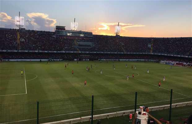 Estadio Luis El Pirata de la Fuente
