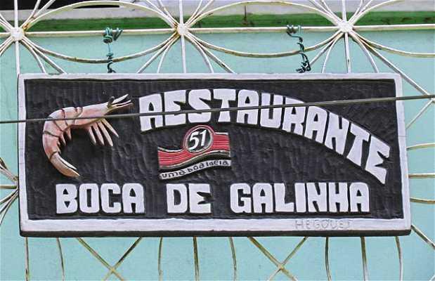 Boca de Galinha