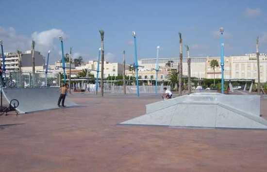 Plaza Multifuncional de San Lorenzo