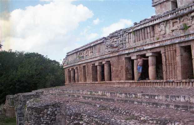 Ruines de Sayil