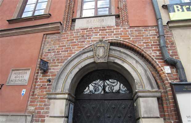 Museo de la Literatura Adam Mickiewicz