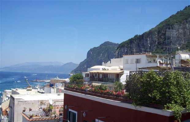 Funicular de Capri