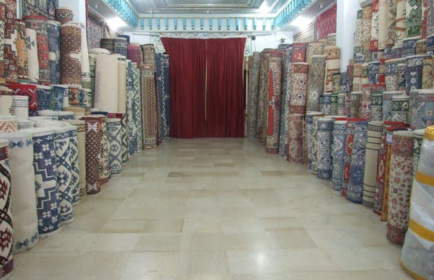 Carpets Mahdia