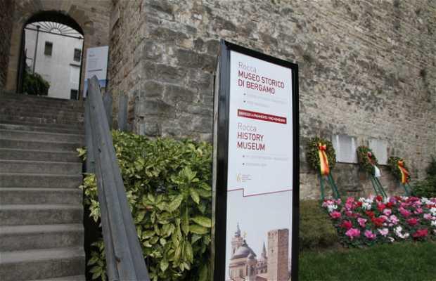 Museo histórico de La Rocca