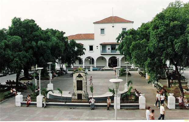 Parc Céspedes